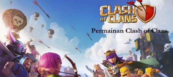 Kepopuleran Permainan Clash of Clans Sejak Dulu